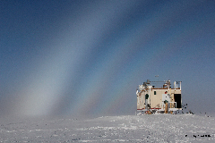 Arctic observation site
