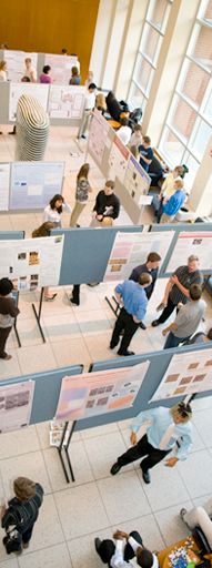 undergraduate-research poster competition